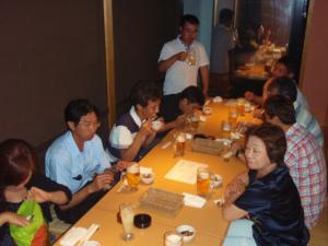 2013-08 歓迎会(別所)