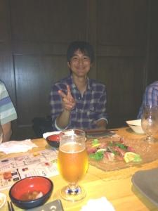 2014-06 歓迎会(須澤)2